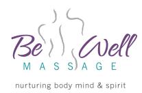 Be Well Massage